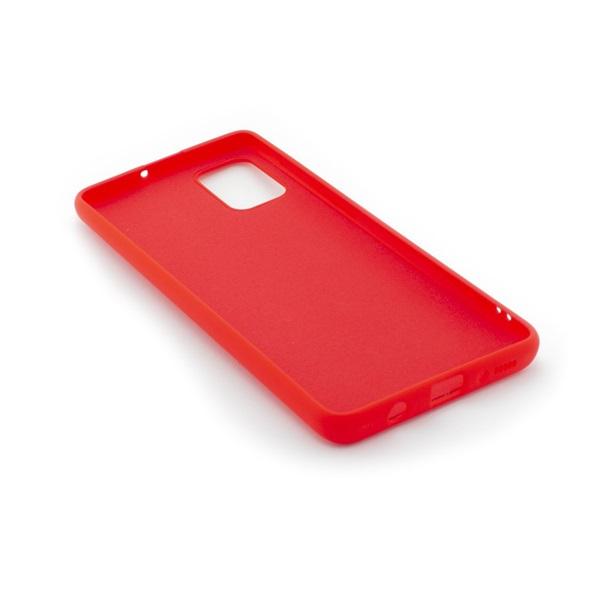 Cellect CEL-PREMSILSAMS20P-R Samsung S20+ piros prémium szilikon hátlap - 4