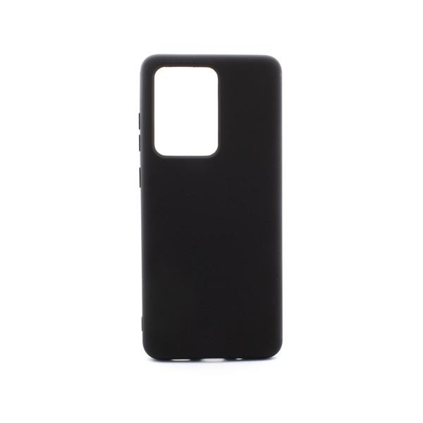 Cellect CEL-PREMSILSAMS20UBK Samsung S20 Ultra fekete prémium szilikon hátlap - 1