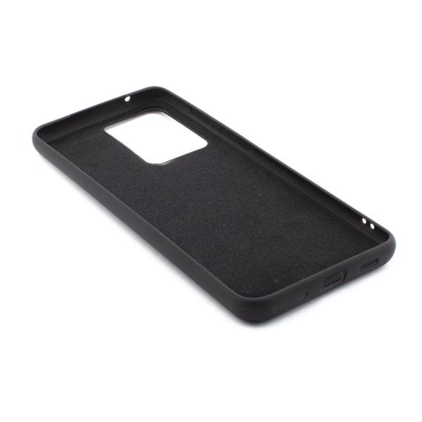Cellect CEL-PREMSILSAMS20UBK Samsung S20 Ultra fekete prémium szilikon hátlap - 4