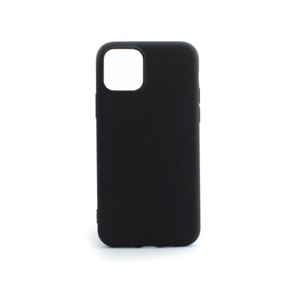 Cellect iPhone 11 TPU-IPH11-PRO-BK vékony fekete szilikon hátlap - 1