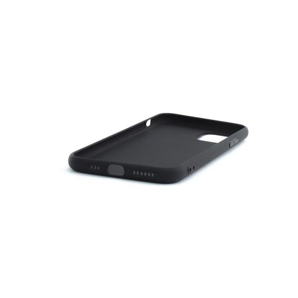 Cellect iPhone 11 TPU-IPH11-PRO-BK vékony fekete szilikon hátlap - 4