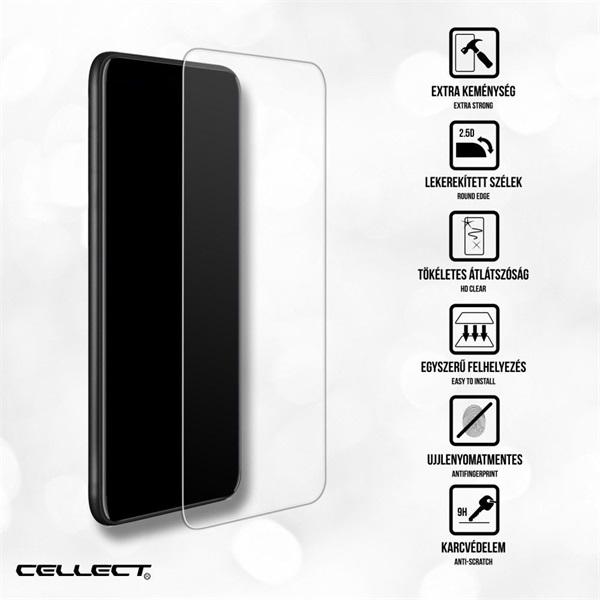 Cellect LCD-ONEPLUS9P-GLASS OnePlus 9 Pro üveg kijelzővédő fólia - 2