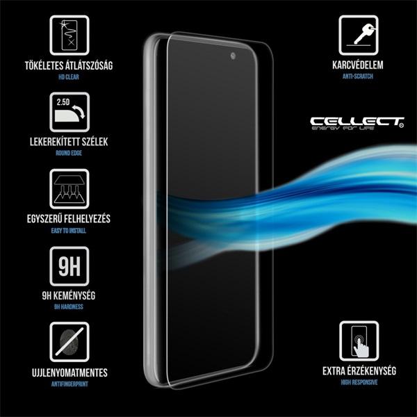 Cellect LCD-SAM-A20E-GLASS Samsung Galaxy A20e üveg kijelzővédő fólia - 1