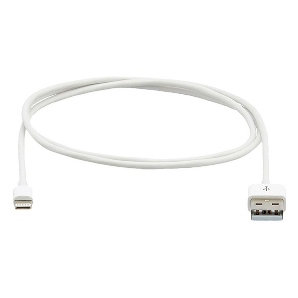 Cellect MDCU-IPH-MFI1-W iPhone USB Lightning töltőkábel - 1
