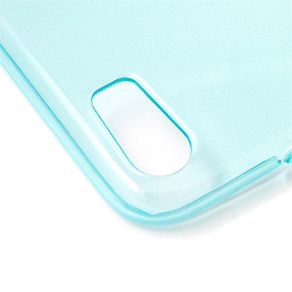 Cellect TPU-IPHSE20-BL iPhone SE (2020)/8/7 vékony TPU kék szilikon hátlap - 3