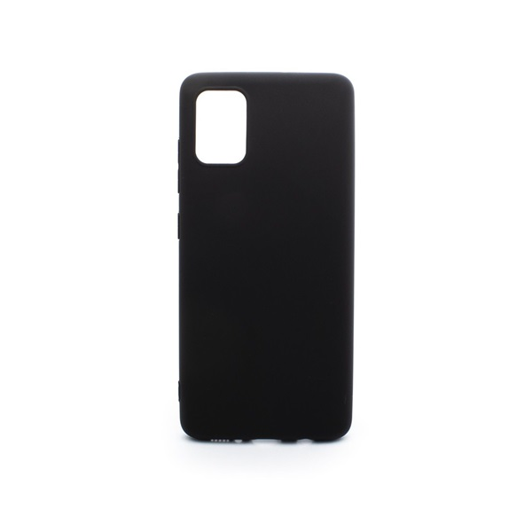 Cellect TPU-SAM-A51-BK Samsung Galaxy A51 fekete vékony szilikon hátlap - 2