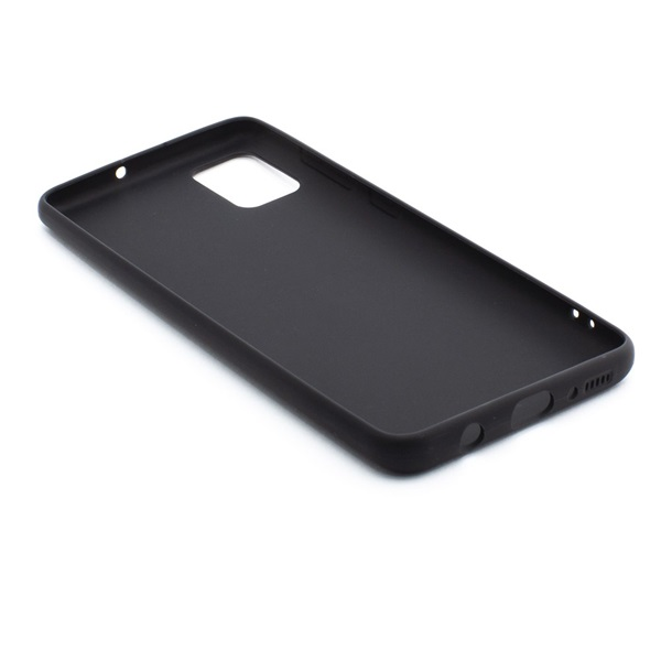 Cellect TPU-SAM-A51-BK Samsung Galaxy A51 fekete vékony szilikon hátlap - 3