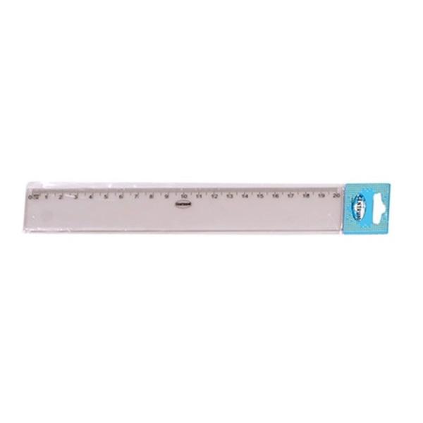 Centrum csomagolt 20cm-es egyenes vonalzó - 1