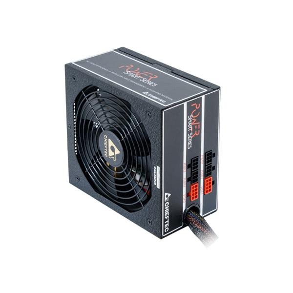 Chieftec GPS-550C 550W 80+ GOLD PFC 12 cm ventilátorral dobozos tápegység - 4