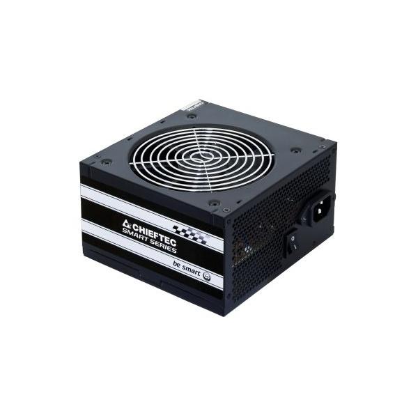 Chieftec GPS-700A8 700W PFC 12 cm ventilátorral dobozos tápegység - 1
