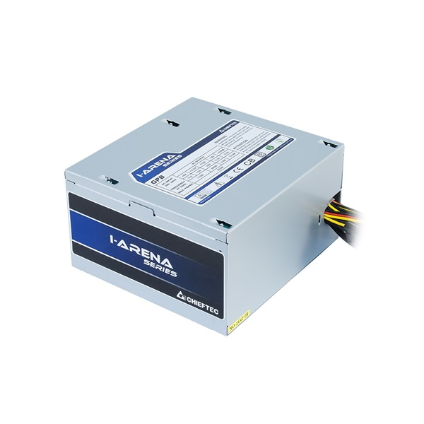 Chieftec-iARENA GPB-500S 85+ 500W PFC 12 cm ventilátorral  OEM tápegység - 2