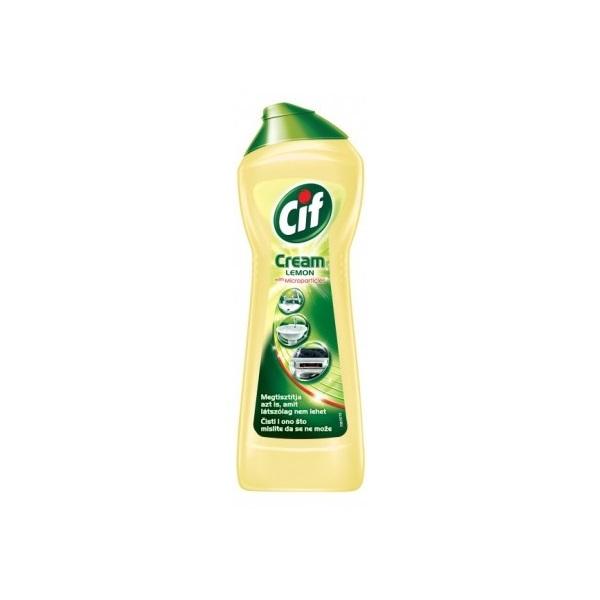 Cif 250ml citrom súrolókrém - 1