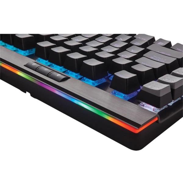 Corsair Gaming K95 RGB Platinum RGB LED Cherry MX Speed Gamer billentyűzet - 5