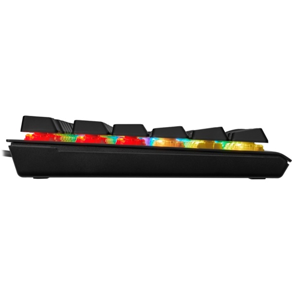 Corsair K60 RGB PRO CHERRY MX SPEED LOW PROFILE Mechanikus Gamer billentyűzet - 6