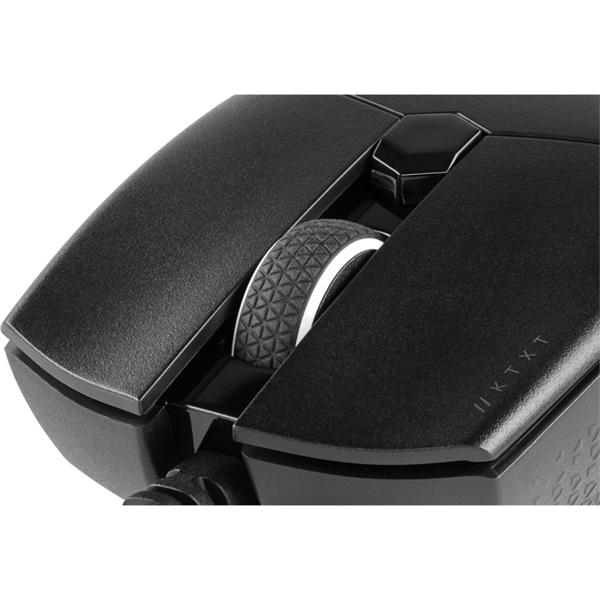 Corsair KATAR PRO XT RGB Ultra-Light 18000DPI fekete optikai gamer egér - 6