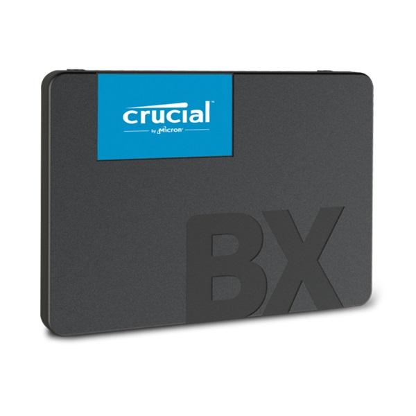 Crucial 120GB SATA3 2,5 BX500 (CT120BX500SSD1) SSD - 1