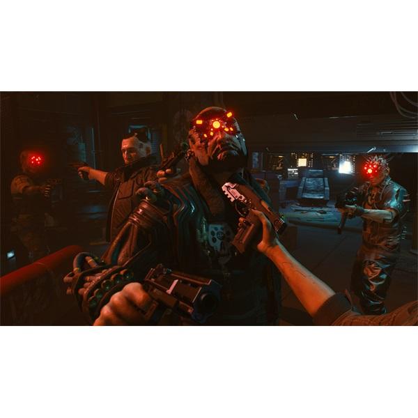 Cyberpunk 2077 PS4 játékszoftver - 4