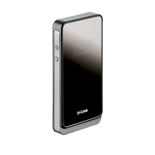 D-Link DWR-730 HSPA+ 3G 21Mbps Hordozható mobil router - 2