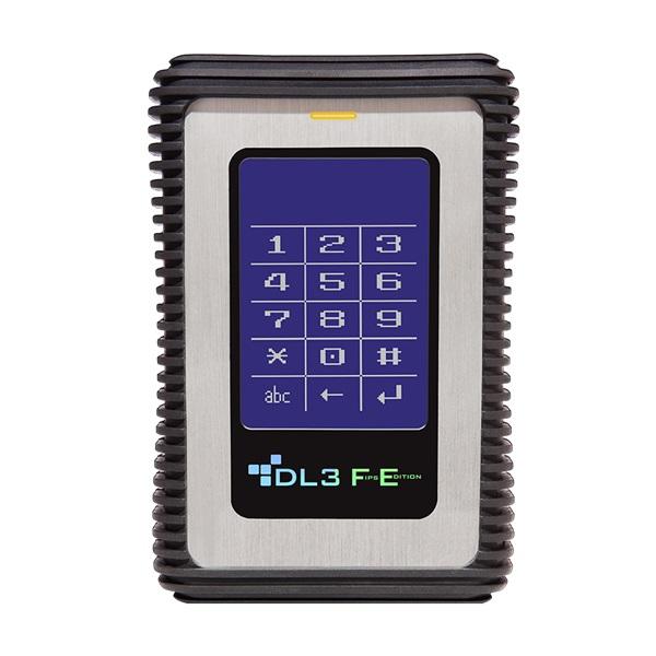DataLocker DL3 FE 2,5 512GB USB3.0 FIPS titkosított külső SSD - 1