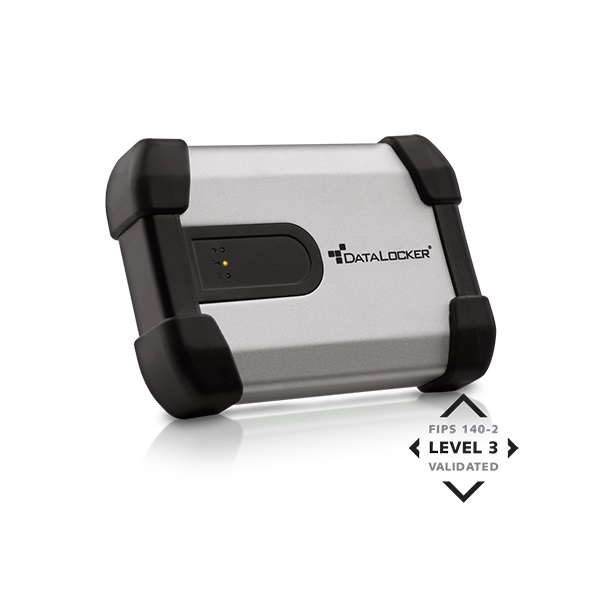 DataLocker IronKey H350 BASIC 2,5 500GB USB3.0 titkosított külső winchester - 1