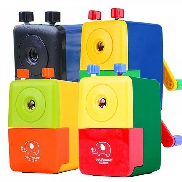 Deli 616 asztali színes hegyezőgép - 3
