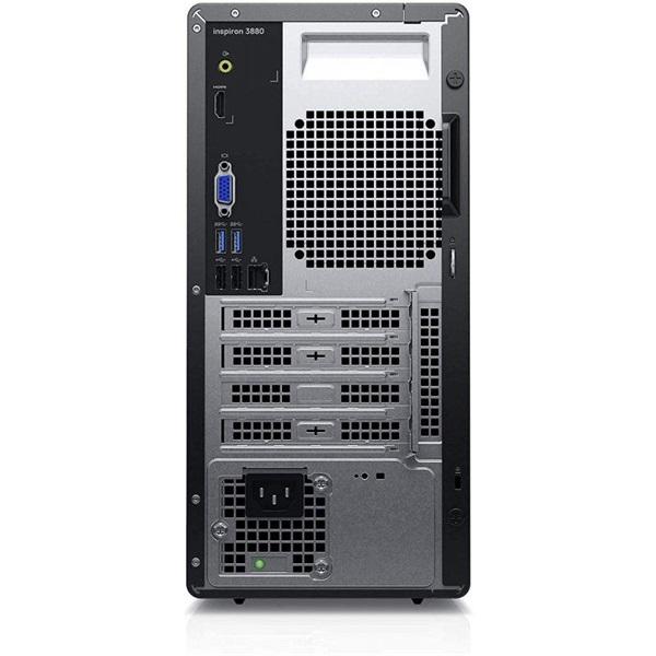 Dell Inspiron 3881 Intel Core i5-10400/8GB/256GB+1TB/Linux asztali számítógép - 3