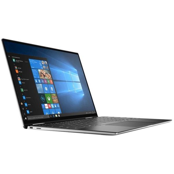 Dell XPS 7390 13,3 FHD Touch/Intel Core i5 1035G1/8GB/256GB SSD/Int. VGA/Win10H/ezüst laptop - 1
