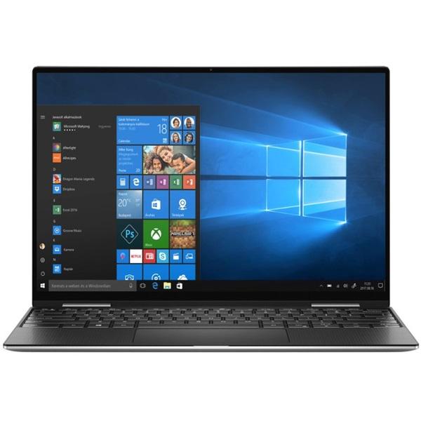 Dell XPS 7390 13,3 FHD Touch/Intel Core i5 1035G1/8GB/256GB SSD/Int. VGA/Win10H/ezüst laptop - 3