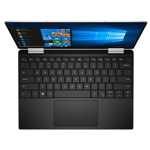 Dell XPS 7390 13,3 FHD Touch/Intel Core i5 1035G1/8GB/256GB SSD/Int. VGA/Win10H/ezüst laptop - 6