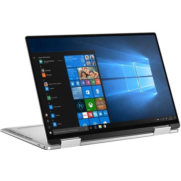 Dell XPS 7390 13,3 FHD Touch/Intel Core i5 1035G1/8GB/256GB SSD/Int. VGA/Win10H/ezüst laptop - 7