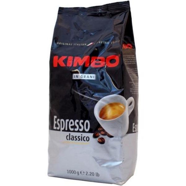 DeLonghi Kimbo Espresso classic kávé 1000 g - 1