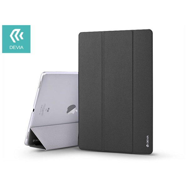 Devia ST319105 Light Grace iPad Pro 12.9 2018 fekete védőtok - 1
