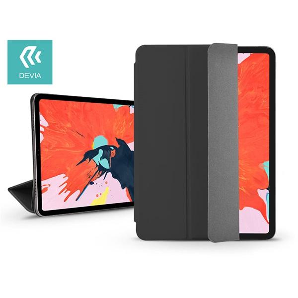 Devia ST319372 Star Magnet iPad Pro 12.9 2018 fekete védőtok - 1