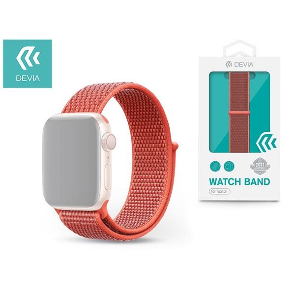 Devia ST326301 Apple Watch nektarin sport óraszíj - 1