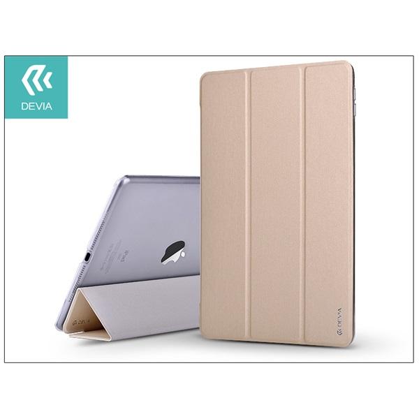 Devia ST997830 LIGHT GRACE iPad Pro 10.5 2017 arany védőtok - 1