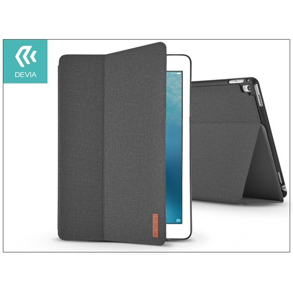 Devia ST997922 FLAX FLIP iPad Pro 10.5 2017 fekete védőtok - 1