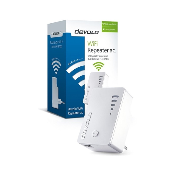 Devolo WiFi Repeater AC Range Extender - 1