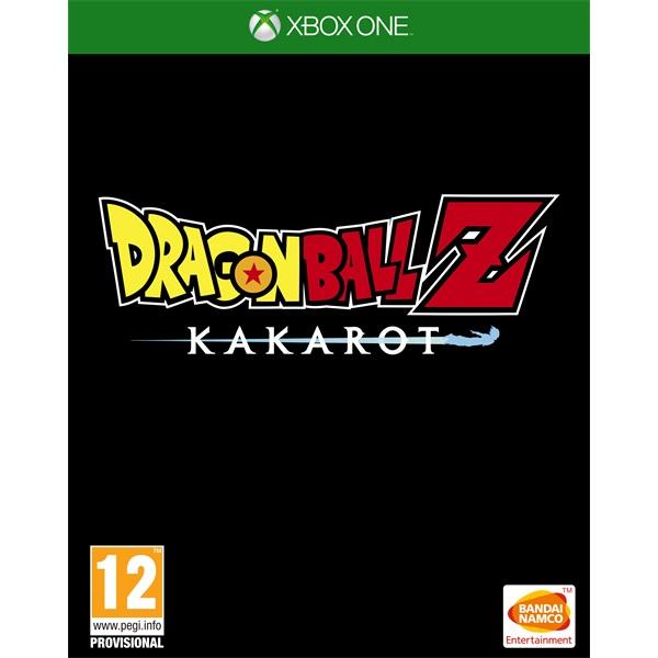 Dragon Ball Z: Kakarot XBOX One játékszoftver - 1