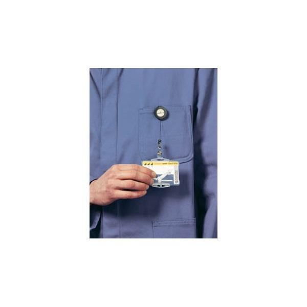 Durable 85cm jojós névkitűző tartó - 3