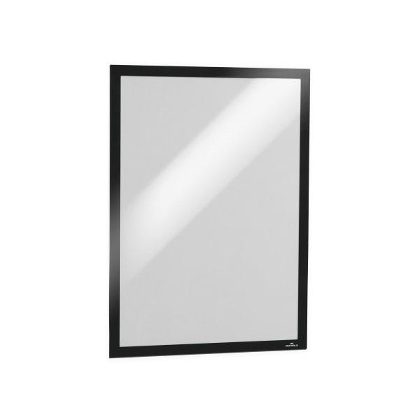 Durable Duraframe A3 1db fekete információs keret - 1