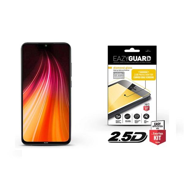 EazyGuard LA-1578 Xiaomi NOTE 8T 2.5D üveg kijelzővédő fólia - 1