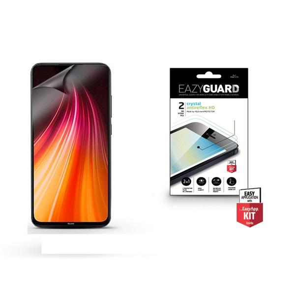 EazyGuard LA-1579 Xiaomi Note 8T Crystal/Antireflex HD kijelzővédő fólia 2db - 1