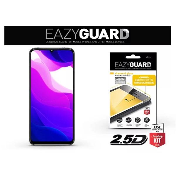 EazyGuard LA-1650 2.5D Xiaomi Mi 10 Lite üveg kijelzővédő fólia - 1