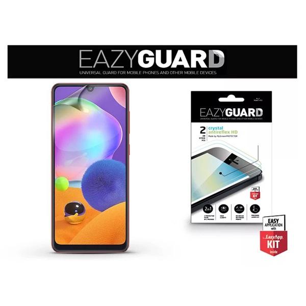 EazyGuard LA-1658 Samsung A31 Crystal/Antireflex HD kijelzővédő fólia 2db - 1