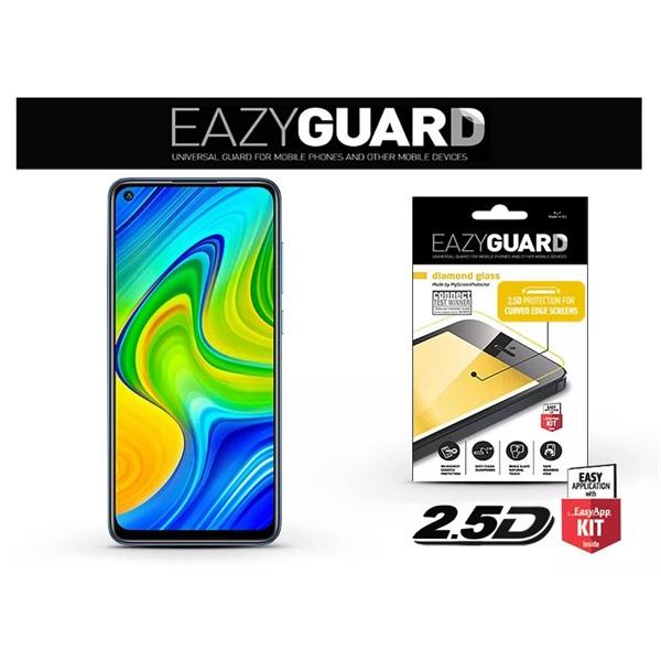 EazyGuard LA-1668 2.5D Xiaomi Redmi Note 9 üveg kijelzővédő fólia - 1