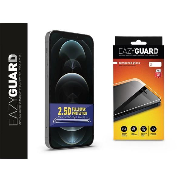 EazyGuard LA-1747 iPhone 12/12 Pro 2.5D üveg kijelzővédő fólia - 1
