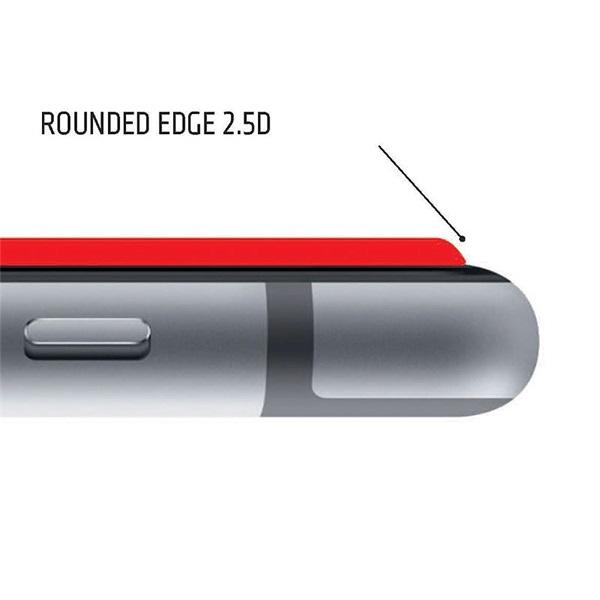 EazyGuard LA-1800 Galaxy S21+ 2.5D üveg kijelzővédő fólia - 2