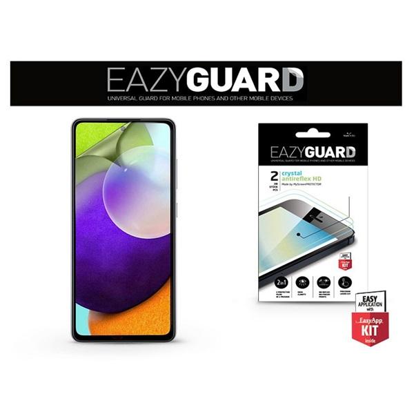 EazyGuard LA-1821 Samsung A52/A52 5G Crystal/Antireflex HD 2db kijelzővédő fólia - 1