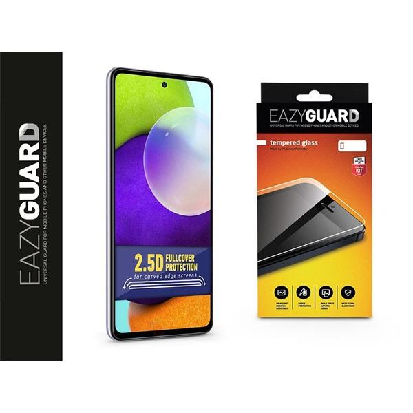 EazyGuard LA-1823 Samsung A52/A52 5G 2.5D üveg kijelzővédő fólia - 1