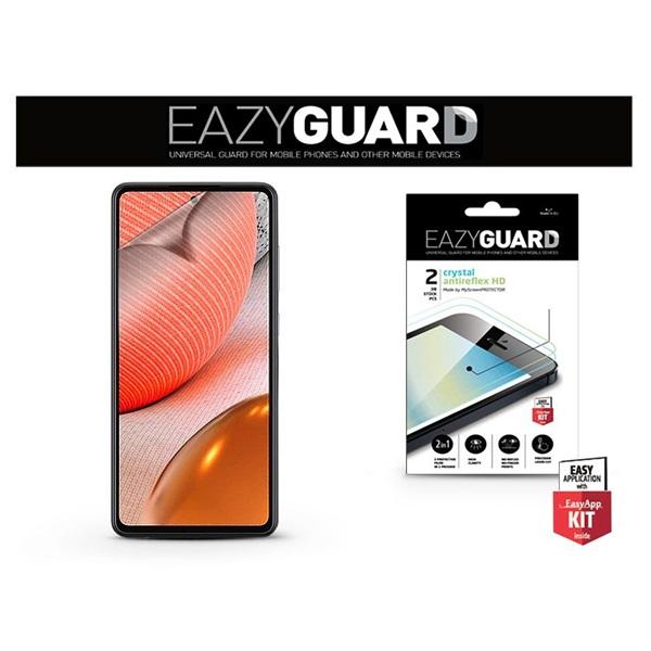 EazyGuard LA-1827 Samsung A72/A72 5G Crystal/Antireflex HD 2db kijelzővédő fólia - 1